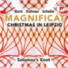 Solomon's Knot Magnificat Christmas in Leipzig Sony Classical