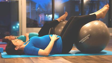 Lignes directrices de l'entraînement prénatal
