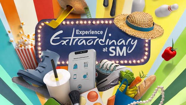 SM SEASIDE EXPERIENCE EXTRAORDINARY