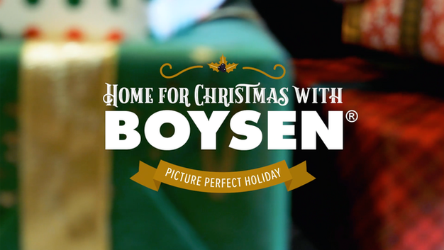BOYSEN CHRISTMAS VIDEOS 2017-2018