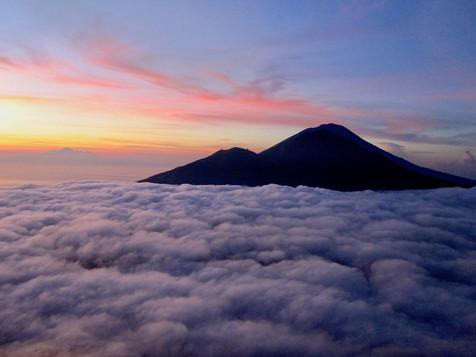Volcan Batur, Bali
