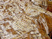 Culture du sel, Pérou