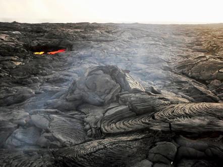 Lave, Big Island