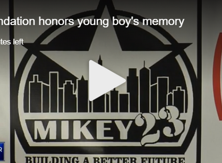 Foundation honors the memory of a lost son, helps others along the way