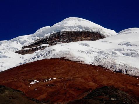 Volcan Cotopaxi, Equateur