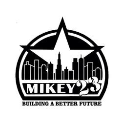 MIKEY 23 LOGO