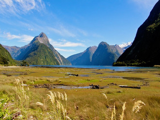Milford Sound, Nouvelle-Zélande