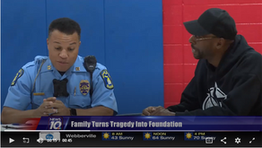 Family turns tragedy into foundation