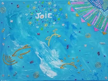 Joie delphinesque*