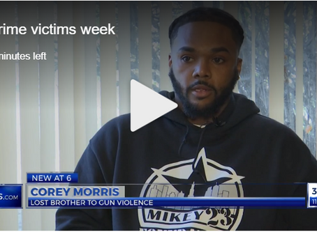 "WLNS: ""Family shares story in light of National Crime Victims' Rights Week"""