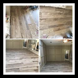 Flooring and Panels