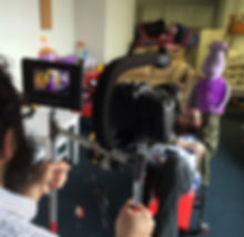 Puppeteering and Video Production