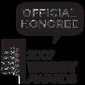 Webby Awards Honoree