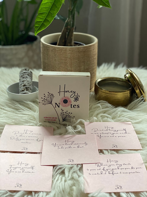 Honey Notes Bundle