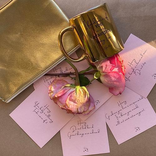 Honey Notes & Mug Gift Bundle