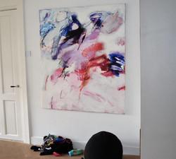 Schilderij Leni van Santen