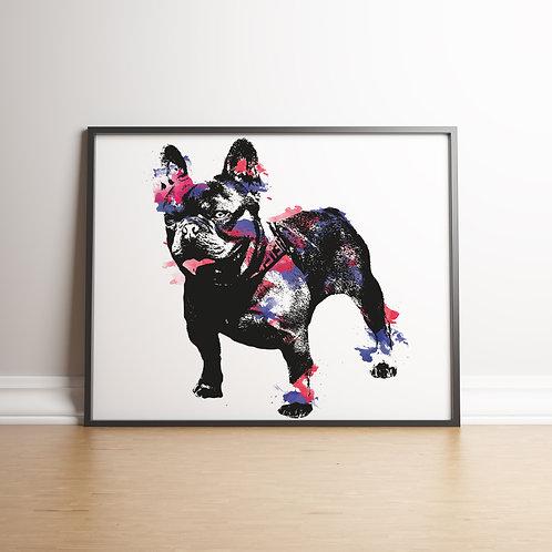 Fendi French Bulldog