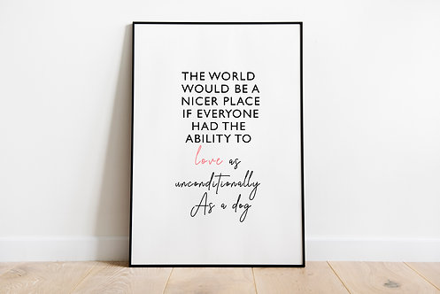 Nicer place quote