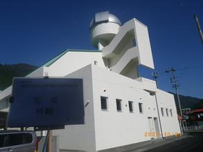 文化会館 外壁及び屋根改修工事1