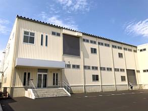 大型倉庫新築工事(鉄骨造1階建)