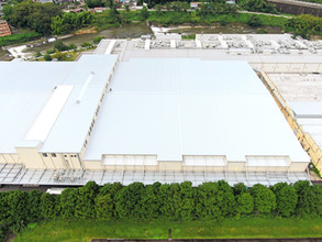 大型倉庫増築工事(鉄骨造3階建1)