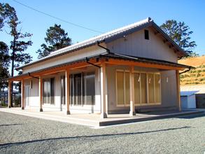 社務所新築工事(木造平屋建)