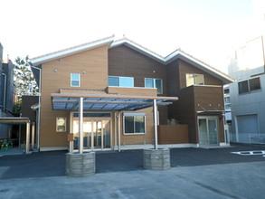クリニック新築工事(木造2階建)