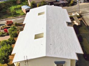 集合住宅 外壁・屋上防水工事3