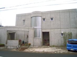 H様戸建住宅(RC造2階建)