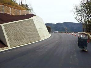 道路改良工事1