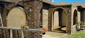 tuckpointing and brick repairs Mount Prospect Illinois