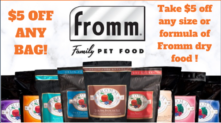 Pet Food Discounts