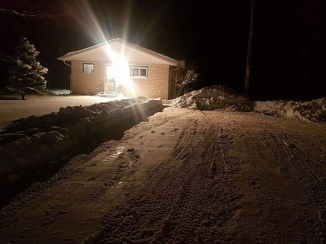 rural snow clearing