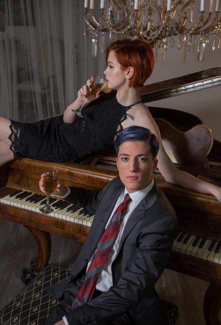 Tomas Duralde & Rose Bosen
