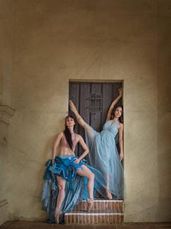 Tess Lane & Ana de Costa