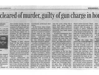 Attorney Gulash wins murder trial