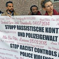 Stop Racial Profiling, 2019, Zürich