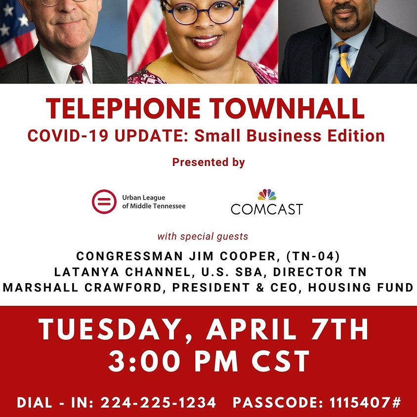 COVID-19 Update: Small Business Edition