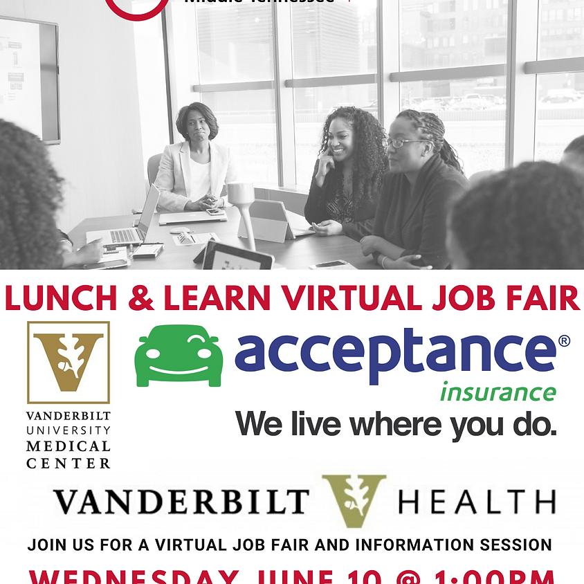 ULMT Virtual Job Fair and Information Session