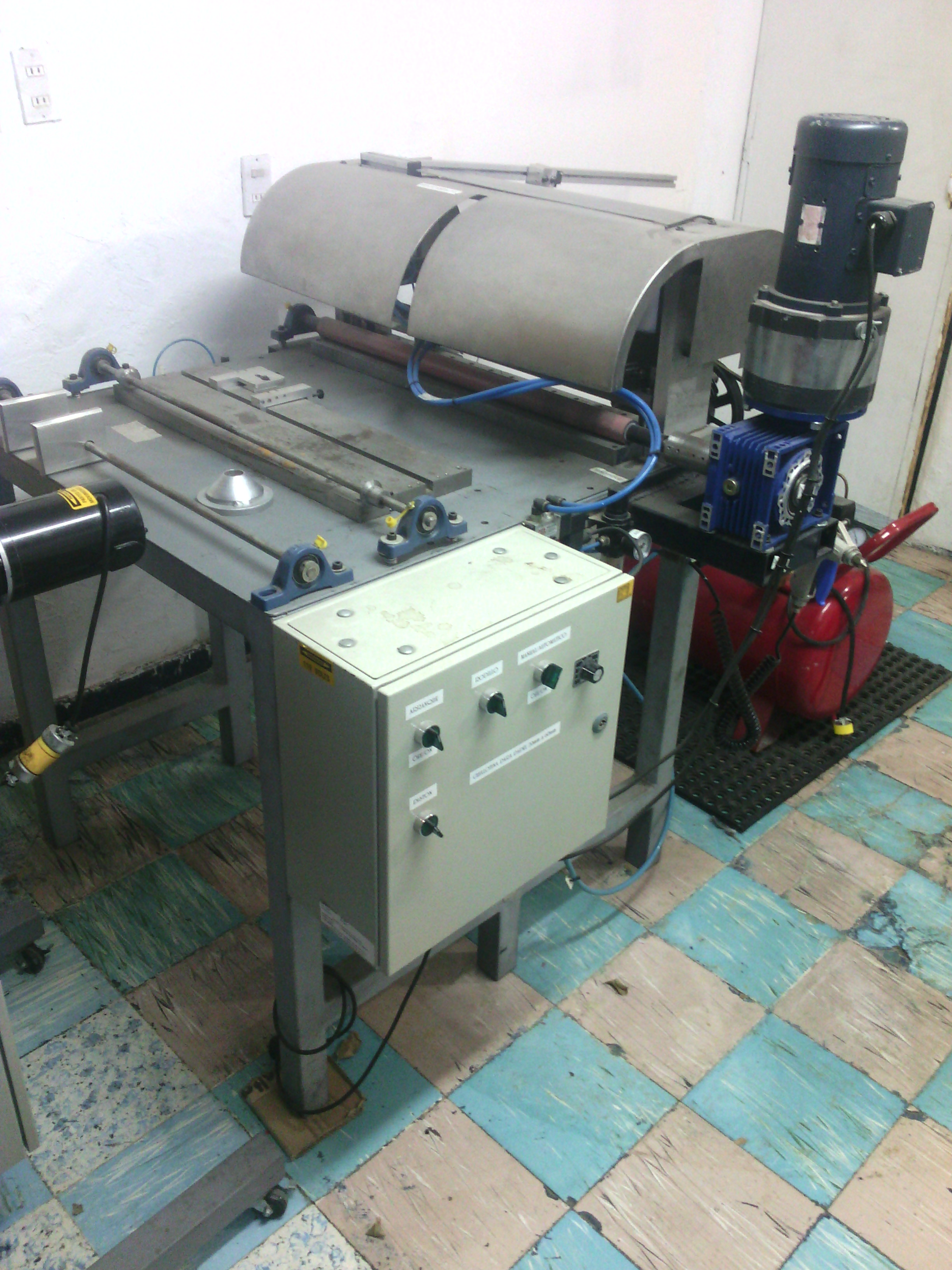 Creasing Machine 3
