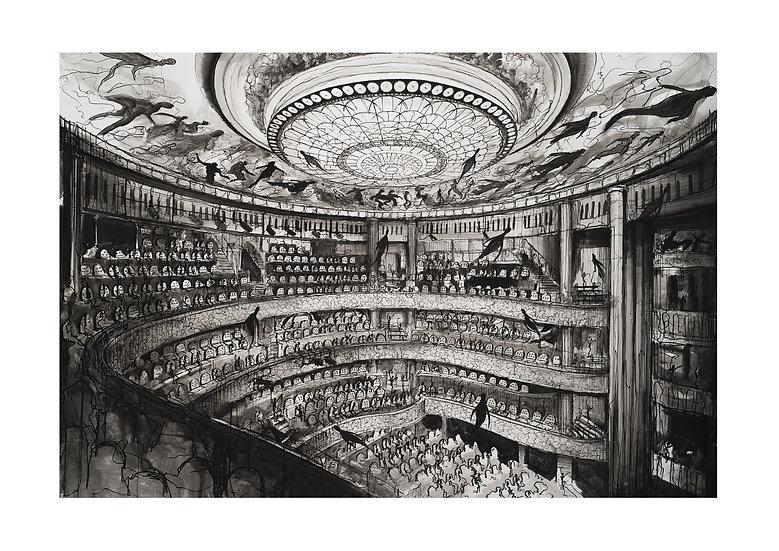 L'opéra et ses fantômes