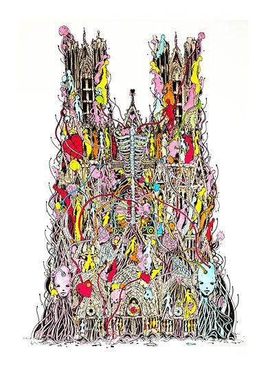 Notre Dame de Reims - Weird Science 01