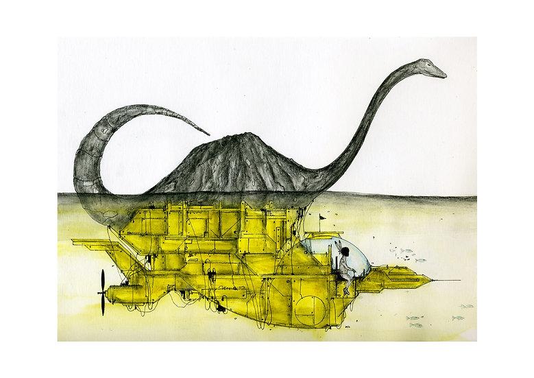 Confrontation - Loch Ness