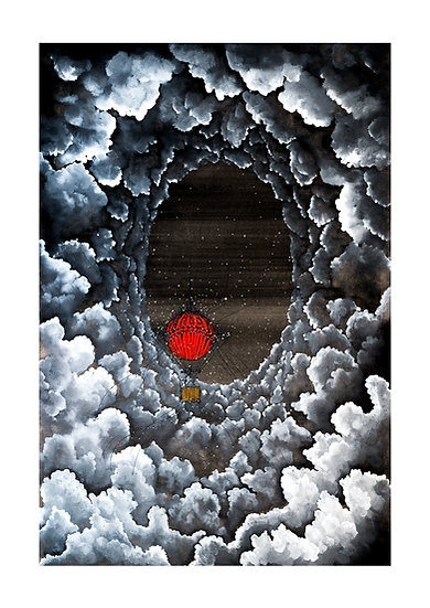 Ballon rouge 01