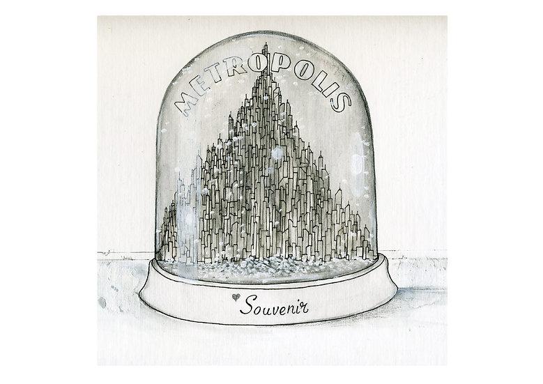 Souvenir de Métropolis