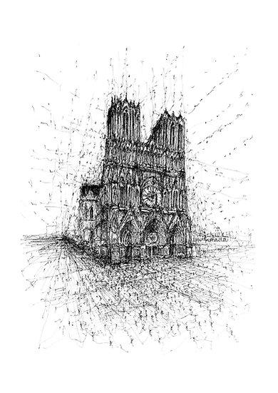 Notre Dame de Reims