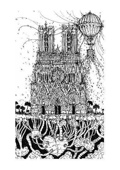 Notre Dame de Reims - ORGAN