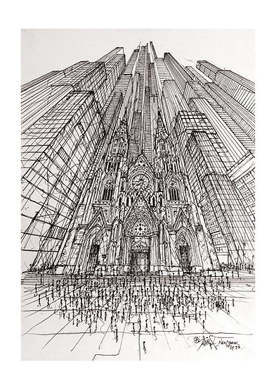 New York 2099 - Saint Patrick