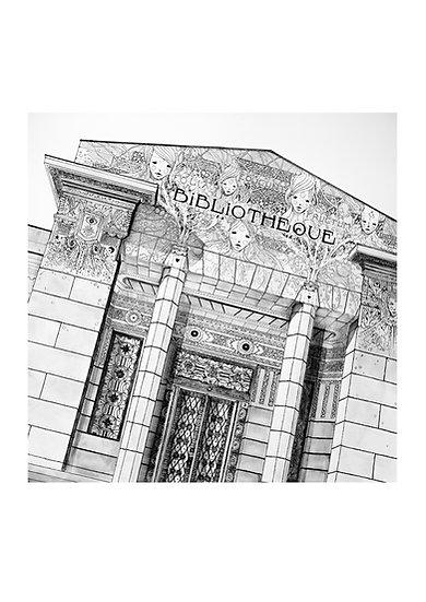 Focus - Bibliothèque Carnegie