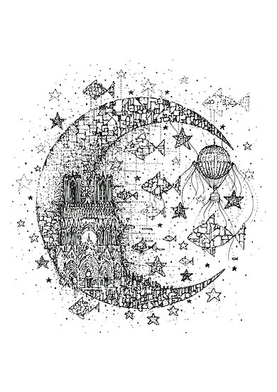 Cité Radieuse Moon